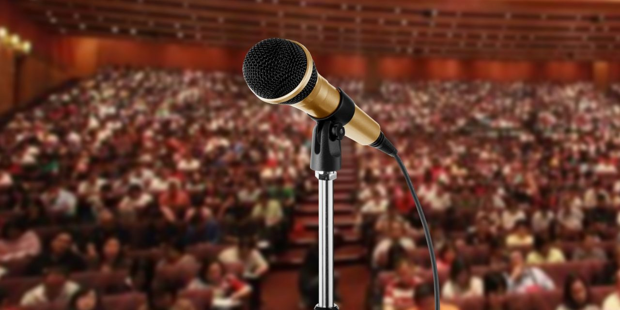 Do More Public Speaking in 2018 to Help Grow Your Coaching Business and Brand