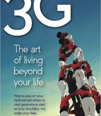 """Book Nook: """"3G: The Art of Living Beyond Your Life"""" by Curtis Clewett"""