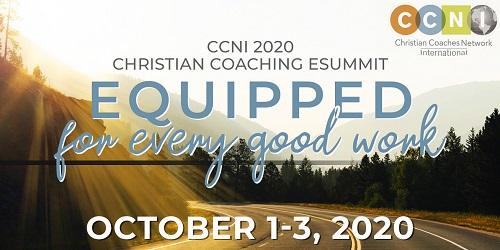 Announcing CCNI's Virtual Summit, Oct 1-3, 2020