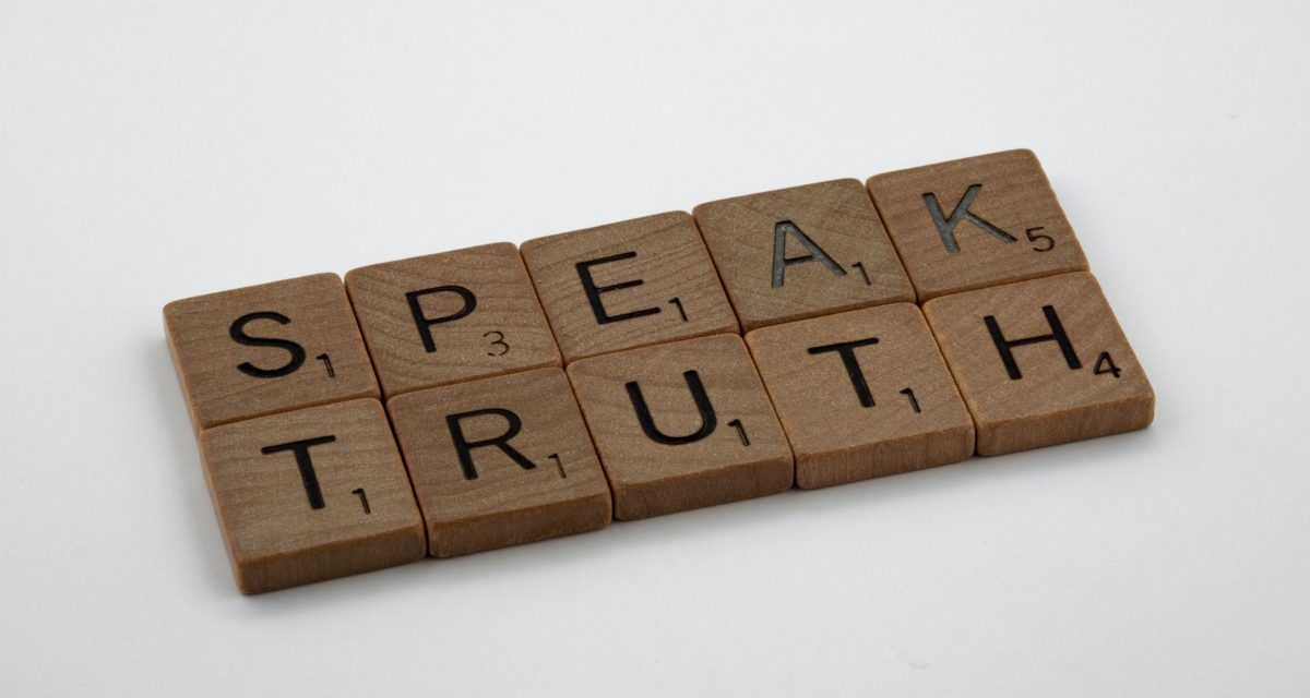 Truth Matters!