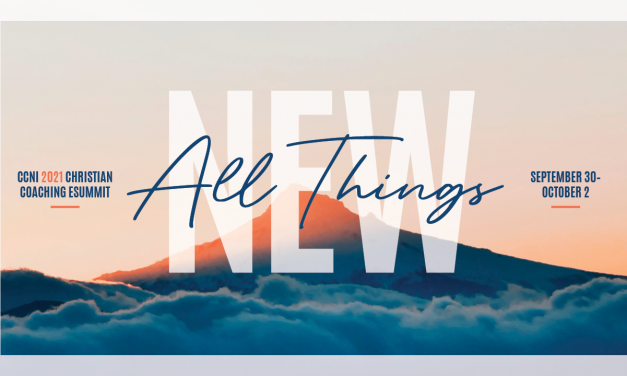 """CCNI's 2021 eSummit """"All Things New"""""""