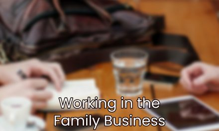 Working in the Family Business of Coaching